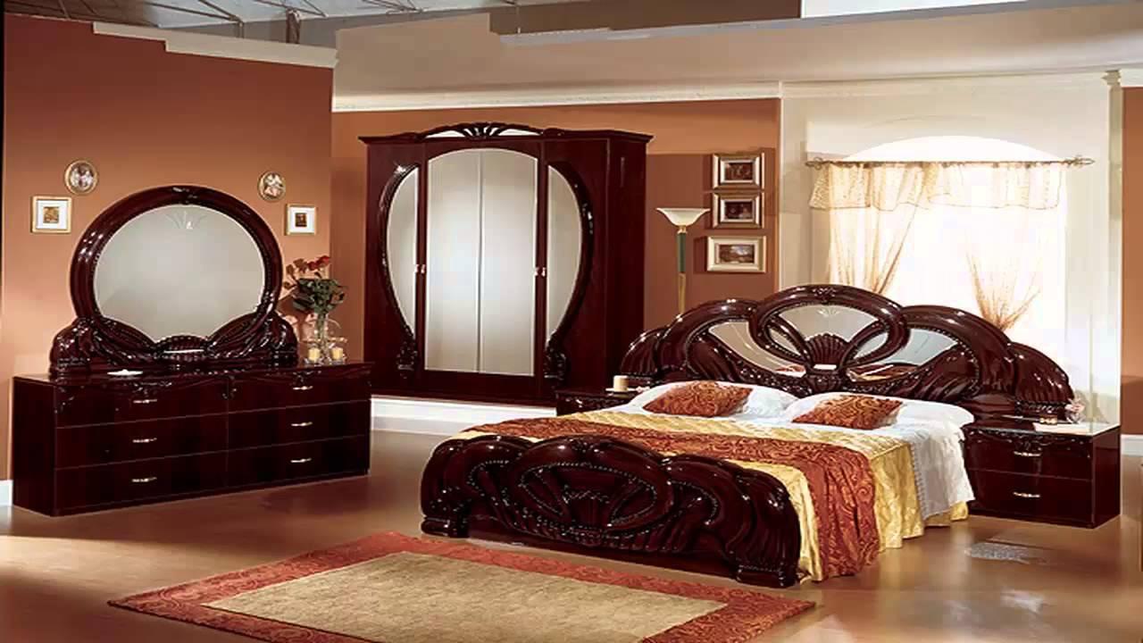 صور غرف نوم كلاسيك , اخر صيحات الموضة لغرف النوم ٢٠١٨