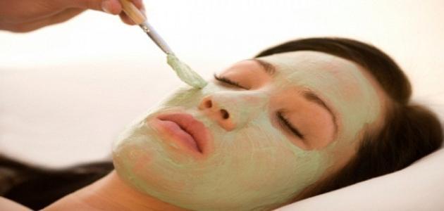 صورة فوائد النشا للوجه , كيف تحصلين علي بشرة بيضاء بالنشا