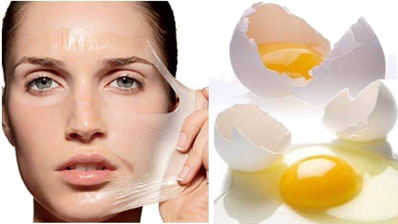 صورة فوائد البيض للوجه , تخلص من مشاكل البشرة ببيضة واحدة بس