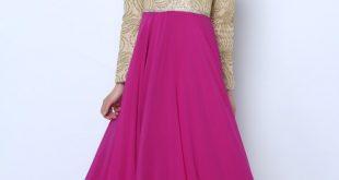 صورة فساتين محجبات تركية صيفية , تصميمات تركية حديثة لفستان السهرة الصيفي المناسب للفتاة المحجبة