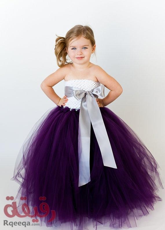 صورة صور فساتين بنات , اروع فستان بناتى