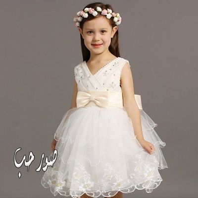 5e69ad888338b فساتين زفاف للاطفال