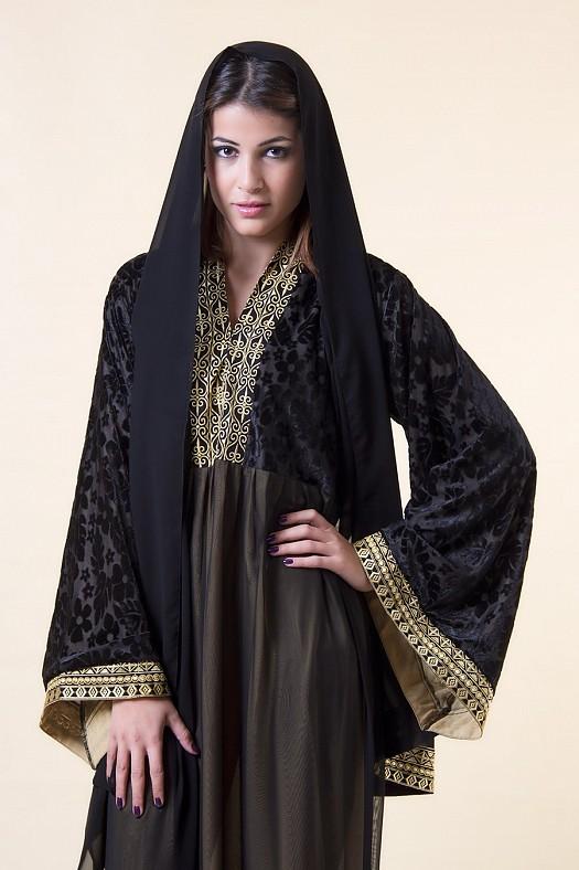 بالصور عبايات اماراتية فخمة عبايات اماراتيه كشخه , احلى عبايات رهيبه 5593 1