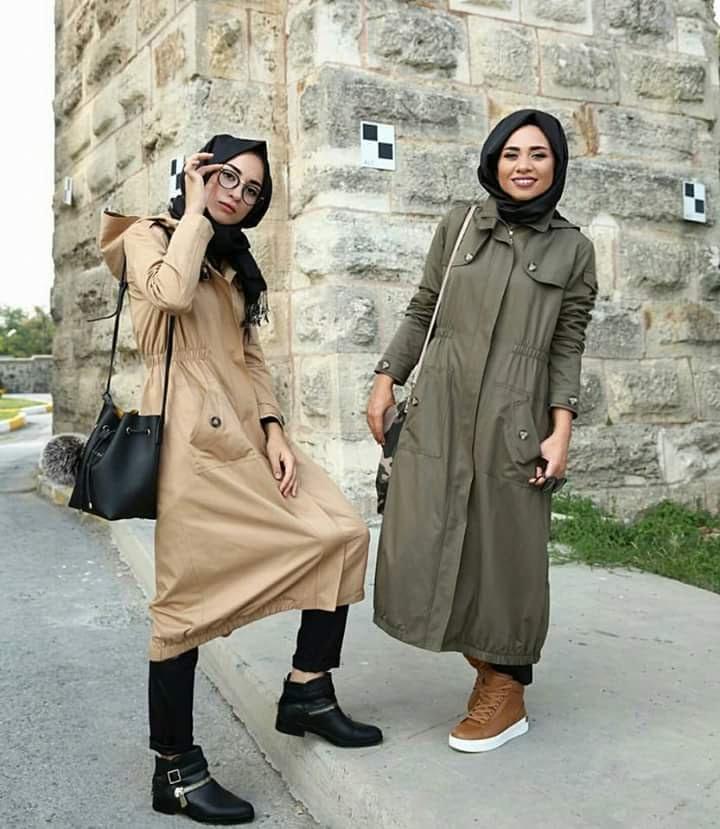 صور ملابس نساء في ليبيا , كلولكشن شتوي ليبي 2019