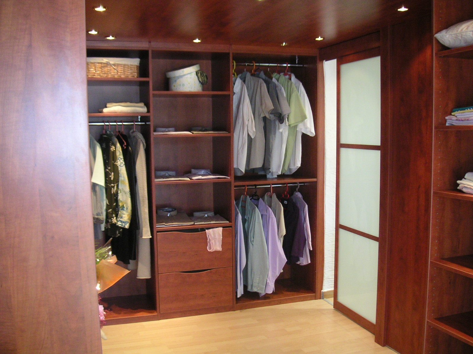 صور غرف ملابس مودرن , اجمل ديكور لغرف النوم