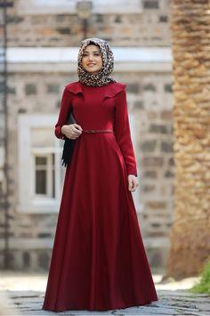 بالصور ملابس تركية للمحجبات , ازياء تركية جميلة تناسب حجابك 579 2