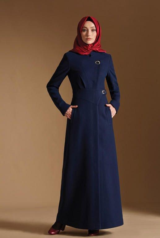 بالصور ملابس تركية للمحجبات , ازياء تركية جميلة تناسب حجابك 579 4