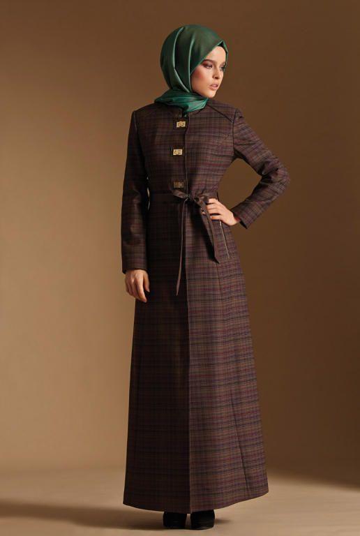 بالصور ملابس تركية للمحجبات , ازياء تركية جميلة تناسب حجابك 579 6