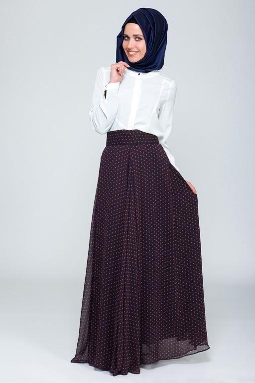 بالصور ملابس تركية للمحجبات , ازياء تركية جميلة تناسب حجابك 579 9