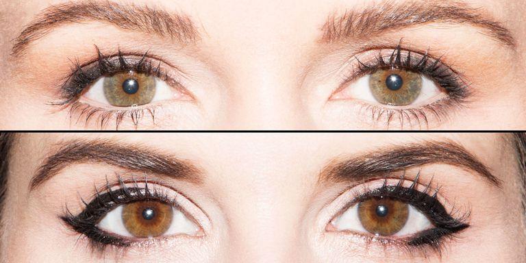 بالصور طريقة مكياج عيون , طرق وضع ميك اب العيون الصغيرة 5842 1