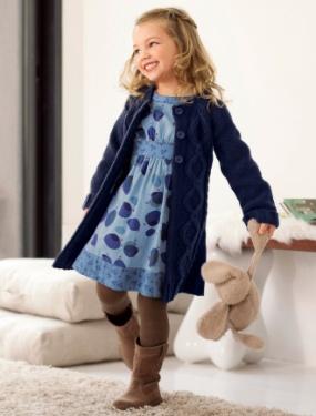 بالصور ملابس بنات صغار , ازياء شتوية للبنوتات 600 3