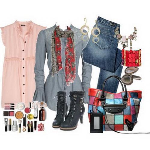 بالصور احدث ملابس البنات , موديلات كاجوال روعة 603 5
