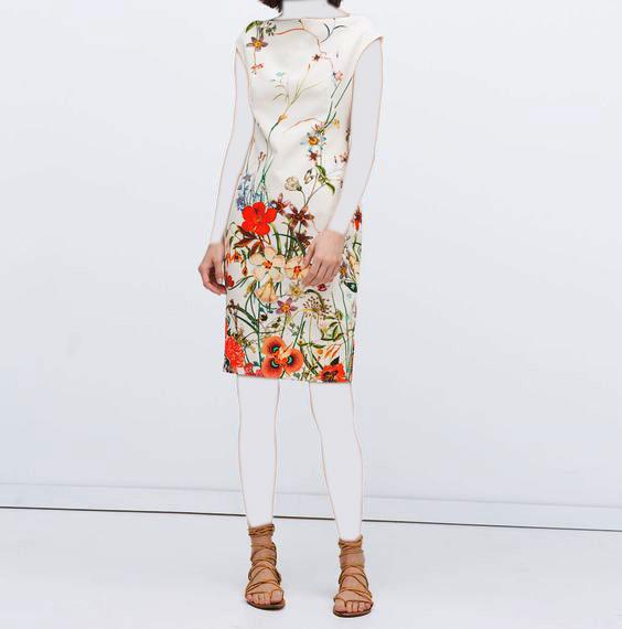 صورة ازياء زارا , موضة ملابس عام جديد