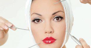 صورة طريقة لشد الوجه , تجميل الوجة بدون عمليات