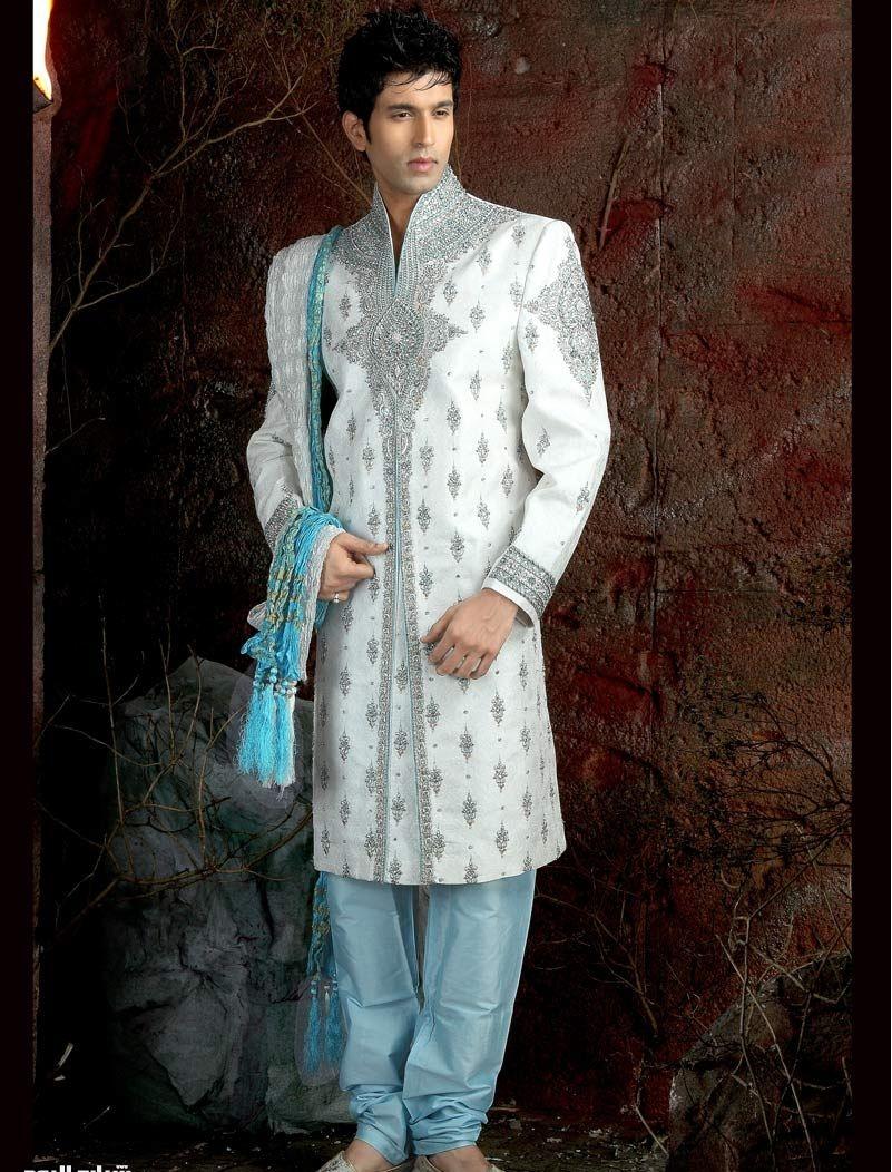 5b9a68441 ملابس هندية رجالية , ازياء شباب في عرس جديدة بالهند - صبايا كيوت