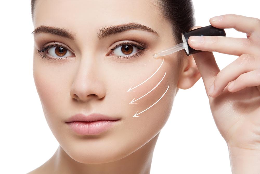 صورة طريقة تجميل الوجه , العناية بالبشرة بدون وضع مكياج