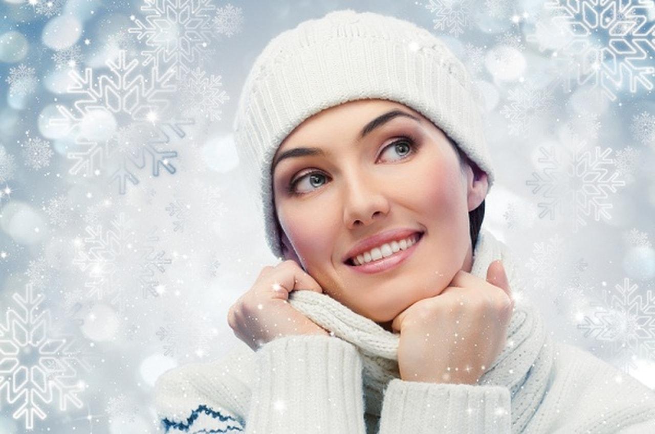 صورة العناية بالبشرة في الشتاء , كيف تحصلين علي بشرة رطبة في الشتاء