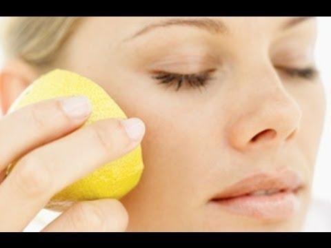 صور خلطة لصفاء البشرة , الليمون لتنظيف البشرة