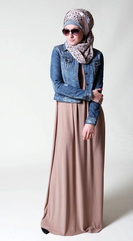 صورة ملابس محجبات ستايل تركي , ارقى استايلات اللبس التركي للفتاة المحجبة