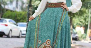 ملابس محجبات ستايل تركي , ارقى استايلات اللبس التركي للفتاة المحجبة
