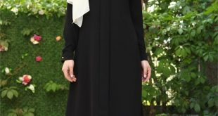 ملابس محجبات كاجوال , ازياء راقية للنساء محجبة