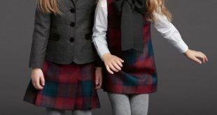 اجمل ملابس بنات صغار , ازياء شتاء للاطفال