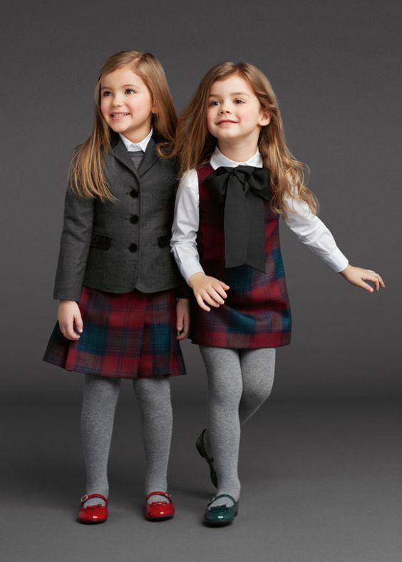 صورة اجمل ملابس بنات صغار , ازياء شتاء للاطفال