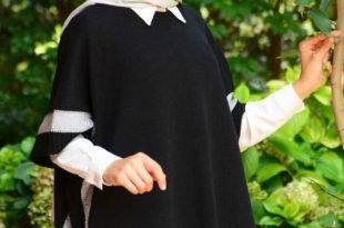 صورة ملابس حوامل شتوية , لبس حامل انيقة