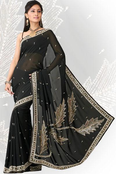 بالصور اجمل ملابس هندية , صور لاجمل ساري هندي 699 5