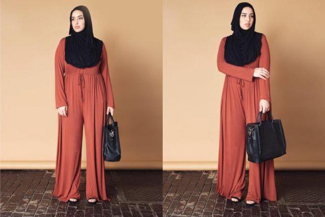 بالصور ملابس حوامل للمحجبات , ازياء فضفضة جميلة 718 2