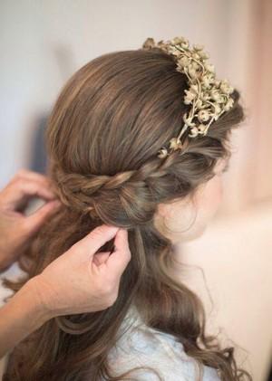 صورة تسريحات شعر للاطفال , اجمل تسريحات للبنات