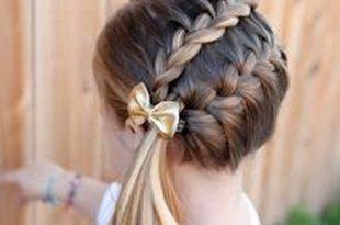 صوره تسريحات شعر للاطفال , اجمل تسريحات للبنات