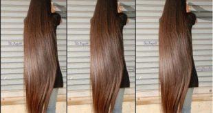 خلطات لتطويل الشعر في يوم واحد , اجمل خلطات للشعر