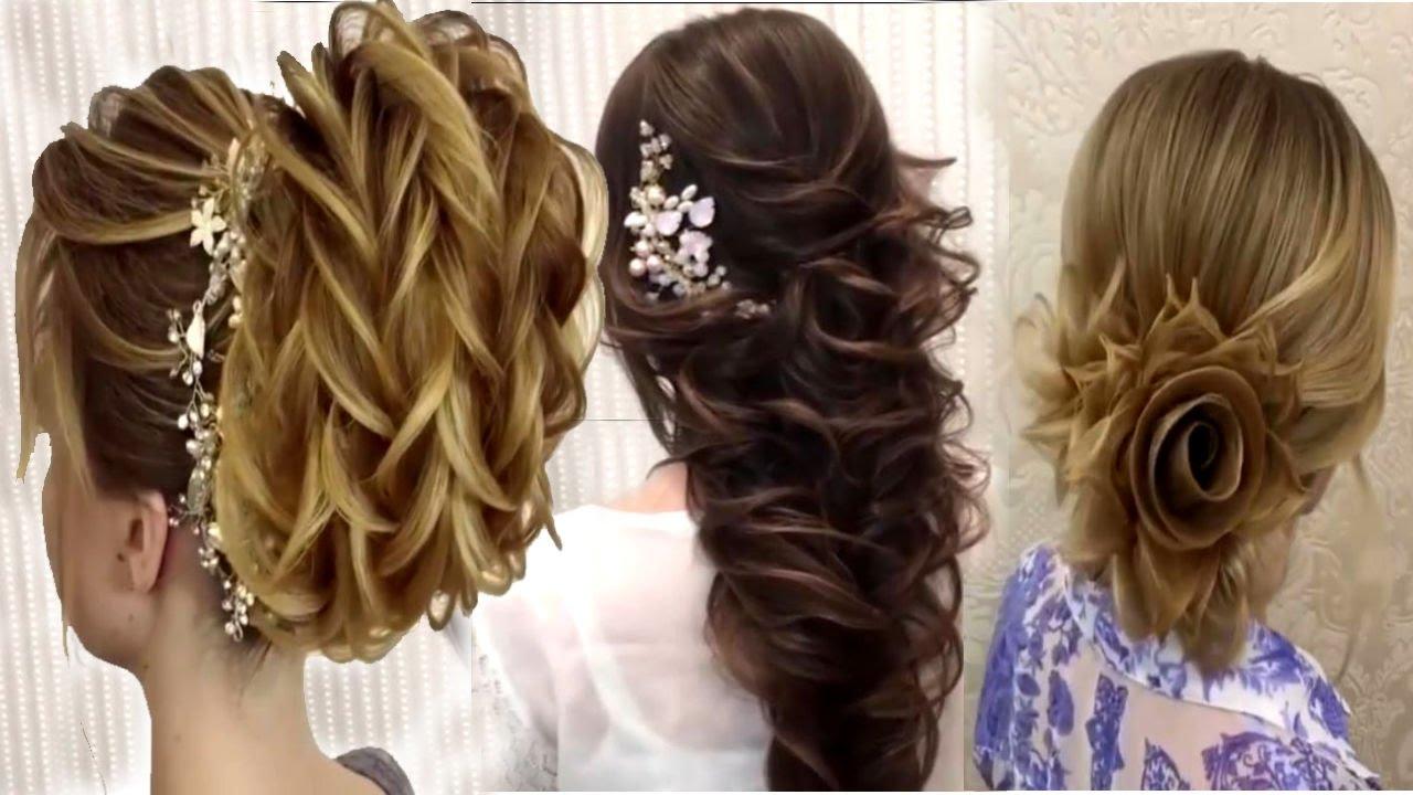 صورة فيديو تسريحات شعر , خطوات عمل تسريحات للشعر