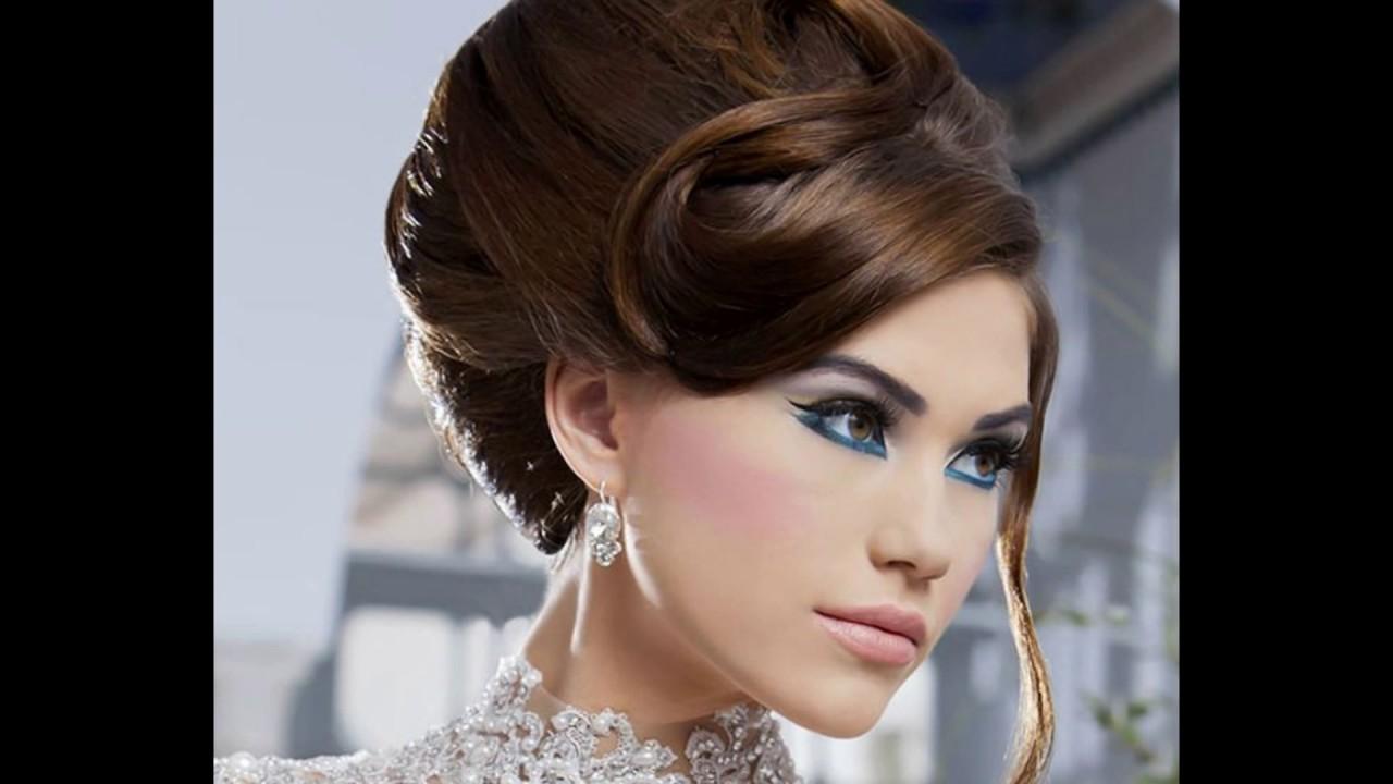 بالصور صور تسريحات شعر عروس , احلى تسريحات للعرايس 7268 3