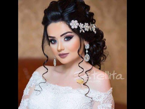 بالصور صور تسريحات شعر عروس , احلى تسريحات للعرايس 7268 8