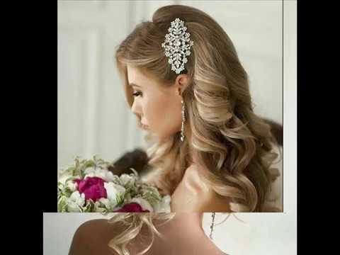 صورة صور تسريحات شعر عروس , احلى تسريحات للعرايس
