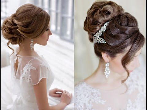 بالصور موديلات شعر عروس , احلى تسريحه للعرايس 7346 8