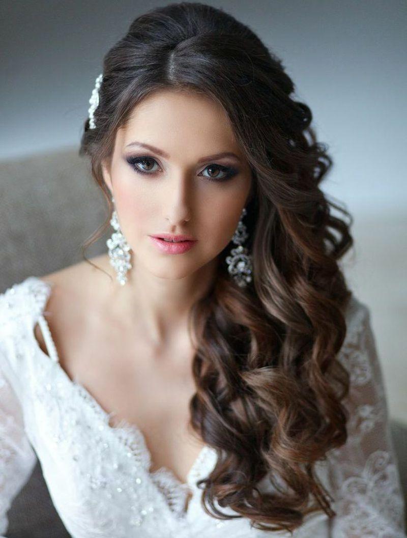 بالصور موديلات شعر عروس , احلى تسريحه للعرايس 7346