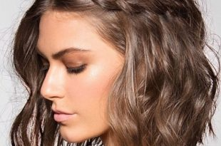 صور اجمل تسريحات الشعر القصير , اجمل تسريحه للشعر