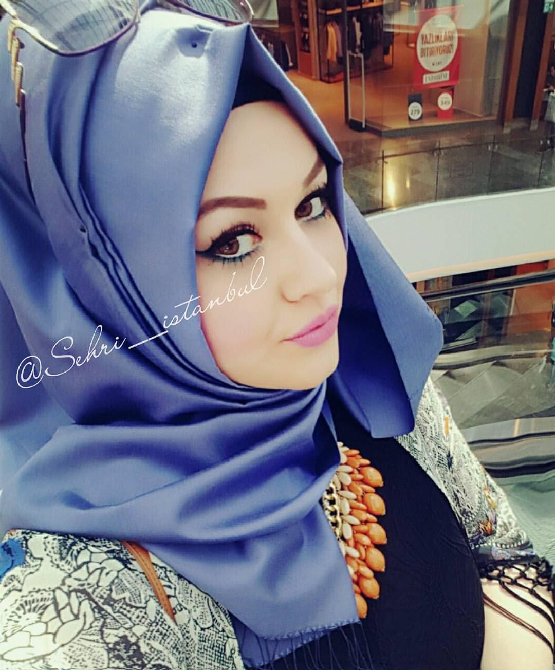 صورة اجمل لفات الحجاب , مجموعه لفات حجاب رهيبه