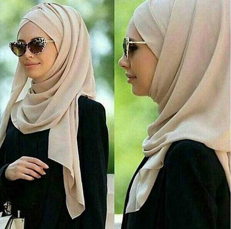 صور لفات حجاب تركي , اجمل مجموعه لفات طرح شيك