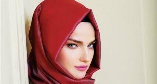 صورة لفات حجاب تركي , اجمل مجموعه لفات طرح شيك