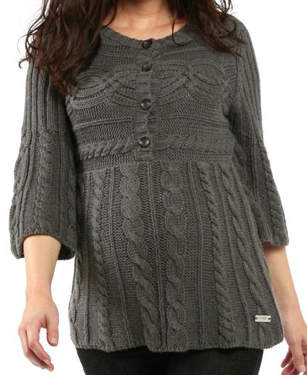 بالصور ملابس شتوية للحوامل , ازياء واسعة ومناسبة للحامل 758 3