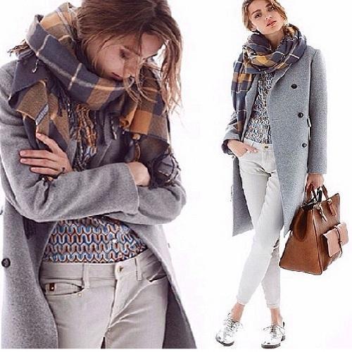 صورة ملابس نسائية شتوية , موضة عام 2019 للملابس الشتوية