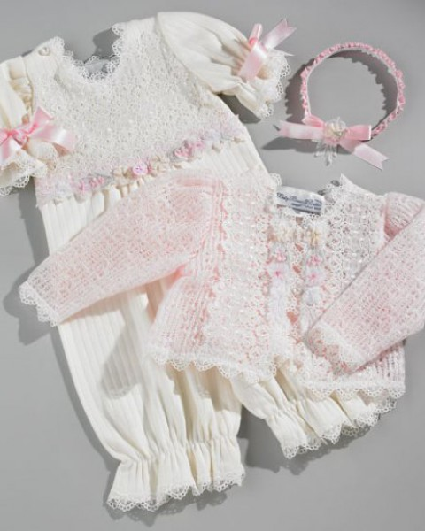 صورة ملابس مواليد حديثي الولادة , اطقم شتوية وصيفية