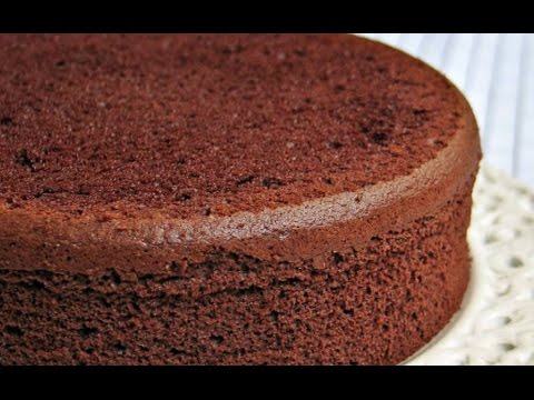 صورة كيك اسفنجي بالشوكولاته , كيكة الشيكولاته لتحضير الذ التورتات