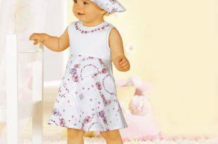 صورة ملابس بنات عمر سنة ونصف , مجموعة من اجمل الازياء