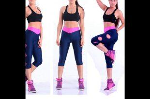 صوره ملابس رياضية للنساء , احدث صيحات الموضة للبس الرياضي