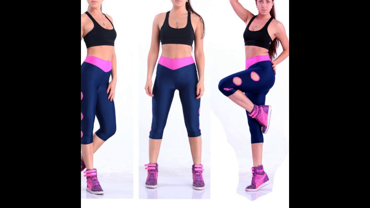 صورة ملابس رياضية للنساء , احدث صيحات الموضة للبس الرياضي